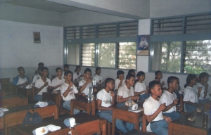 Latihan Di SMA 68 JKT